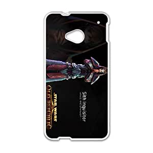 Star Wars The Old Republic HTC One M7 Cell Phone Case White Customized gadgets z0p0z8-3193165
