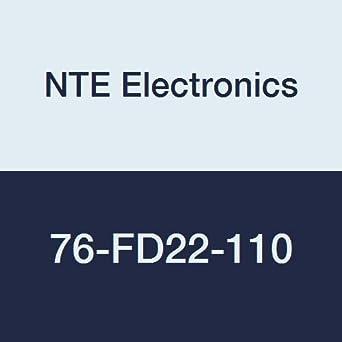 Nte electronics 76 fd22 110 brass terminal non insulated female nte electronics 76 fd22 110 brass terminal non insulated female disconnect electro greentooth Images