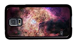 Hipster for cheap Samsung Galaxy S5 Cases space orion nebula PC Black for Samsung S5