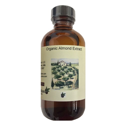 Organic Almond Extract 128 oz by OliveNation