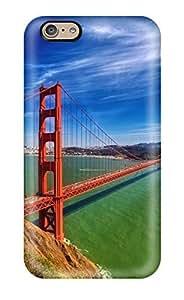 Case Cover Golden Gate Bridge/ Fashionable Case For Iphone 5/5s