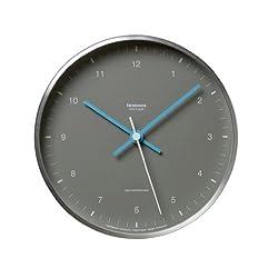 Lemnos MIZUIRO radio clock gray LC07-06 GY