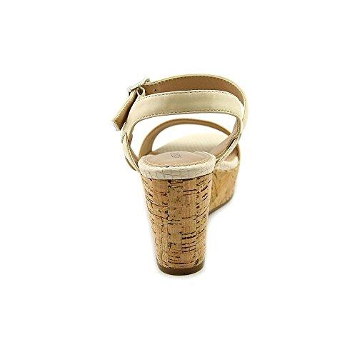 Alfani Womens Pyper Sandals, Beige 7.5m Us