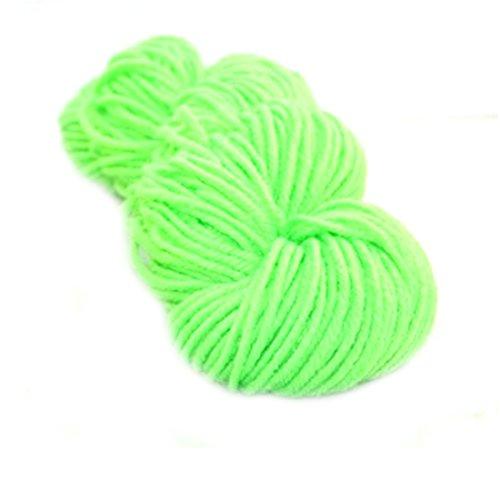 Hand Crochet Green - 7