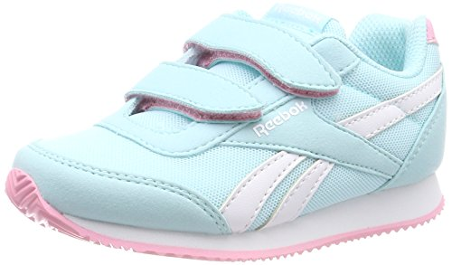 Multicolore Fille Reebok Bianco Lagoonwhitepi 2 blue De 2v Eu Chaussures Royal Cljog Running FArTvF