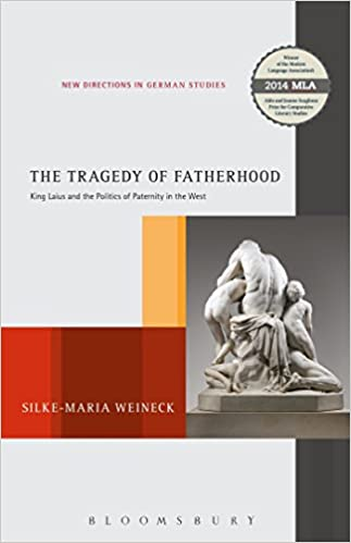 Book The Tragedy of Fatherhood (New Directions in German Studies)