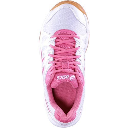 Chaussures Enfants Gs Gel Pour Asics De Blanc ball upcourt Volley Rose Bt8qwxBafr