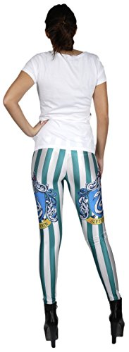 Fragolina dolcecuore loft - Leggins Serpeverde Leggings donna mermaiden Print, taglia unica Sml, multicolore