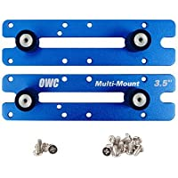 OWC Multi-Mount For 2009-2012 Mac Pro, 2.5 to 3.5 and 3.5 to 5.25 Hard Drive Adapter Bracket Set