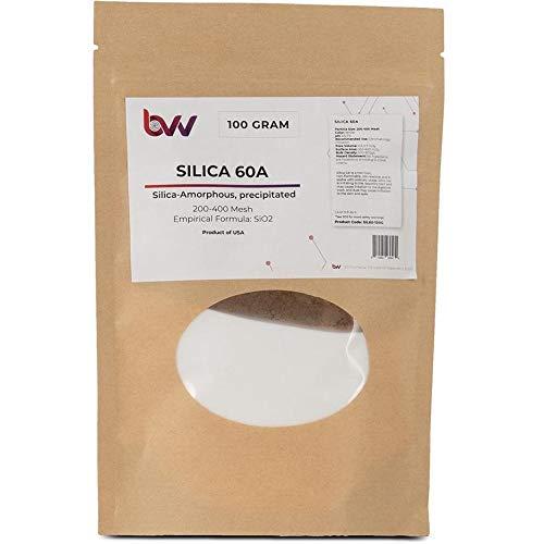 BVV Silica 60A - 100 Gram Bag by BEST VALUE VACS