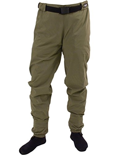 Frogg Toggs Hellbender Guide Pants - Breathable Stockingfoot Wading Pants (2717125) (2XL)