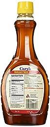 Cary\'s Sugar Free Syrup, 24 oz