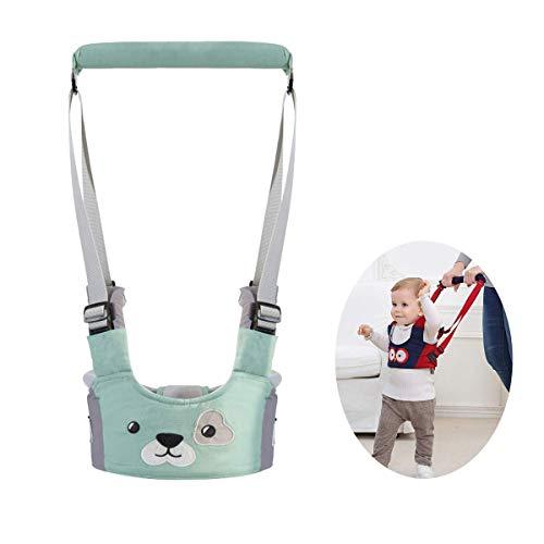 Felly Arnes Bebes, Ajustable Arnés de Seguridad Bebe con Hebilla de Seguridad, Toddler Walking Assistant, Transpirable Cinturón de Andador, Arnés de ...