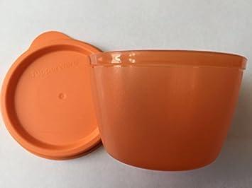 Kühlschrank Klein : Tupperware kunterbunt uno dose box vorrat uno kühlschrank orange