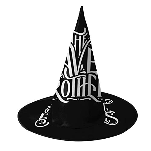 The Avett Brothers Halloween (The Avett Brothers Logo Unisex Halloween Cool Witch Hat Cosplay Accessory for Holiday Halloween Party)