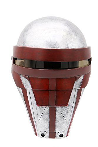 XCOSER Darth Revan Mask Helmet Costume Props for Halloween Cosplay (Knights Of The Old Republic Strategy Guide)