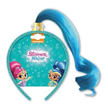 Shimmer & Brillo Shine Dress Up Falso Hair Aliceband Dress Up Accesorios Para Las Niñas