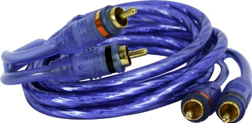 Price comparison product image DB LINK CL17Z Double-Shielded Competition Series RCA Adapter (17 ft)
