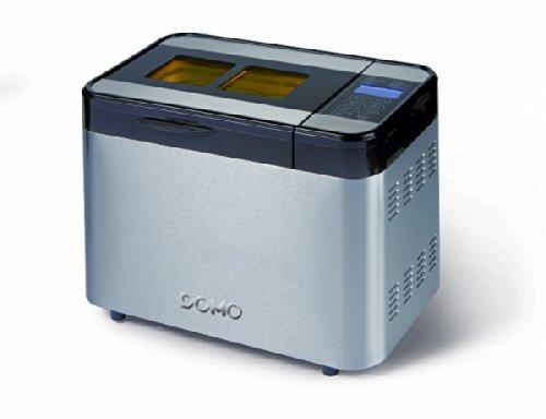 Domo B3990 Negro, Plata - Panificadora (Negro, Plata, 1,35 kg, 900 g, 13 h, Sensor, 60 min): Amazon.es: Hogar