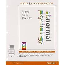 Abnormal Psychology, Books a la Carte Edition (3rd Edition)