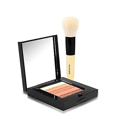 Bobbi Brown Bronze Shimmer Brick Set Bronze Shimmer Brick Compact + Face Blender Brush