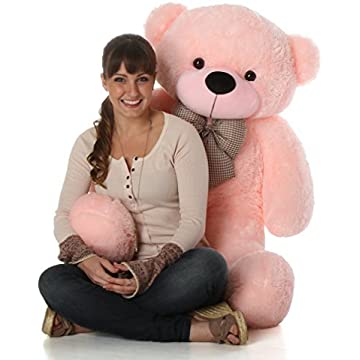 top best Giant Teddy Lady Cuddles