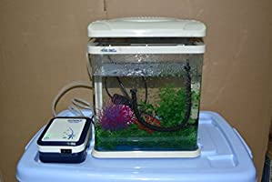 Aquarium Air Curtain Bubble for Fish Tank Rubber Tube Oxygen Bubble Tube