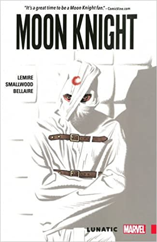 Image result for moon knight lunatic