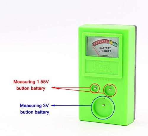 1,55 V Portatile Misuratore di Batteria per Orologio Doggo 3 V
