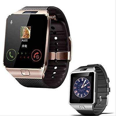POKQHG Top Hot Koop Smart Horloge Mannen Vrouwen Dz09 Cámara ...