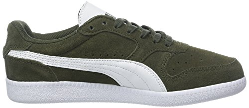 Adulte Baskets Night forest 37 puma Trainer White Vert Sd Basses Mixte Icra Puma ztqgnYt