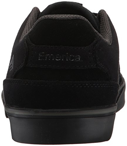 Skateboard BLACK Uomo Vulc Emerica da GREY da BLACK The Low Reynolds Scarpe w6nqzUYxg