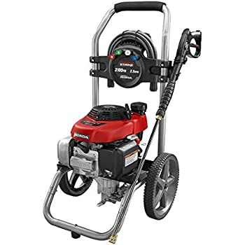 Powerstroke PS80996 3100 PSI 2.5 GPM Pressure Washer with Honda Engine