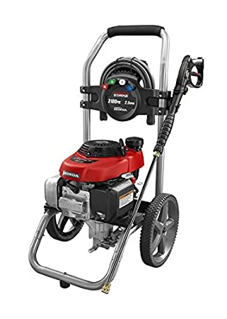 Amazon powerstroke ps80996 3100 psi 25 gpm pressure washer powerstroke ps80996 3100 psi 25 gpm pressure washer with honda engine sciox Choice Image