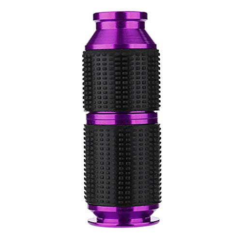 (Aluminum Medicinal Herb And Grass Grinder Tobacco Crusher Spice And Pollen Mill,Beautyolove Pollen Press Compressor For Smokers Cooks Chefs - Grind Your Favourite Herbs In Style (Purple))