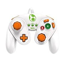 Performanced Designed Products LLC Wii Fight Pad Smash Bros - Yoshi