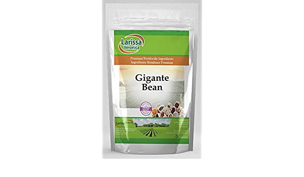 Amazon com: Gigante Beans (4 oz, ZIN: 526113): Health & Personal Care