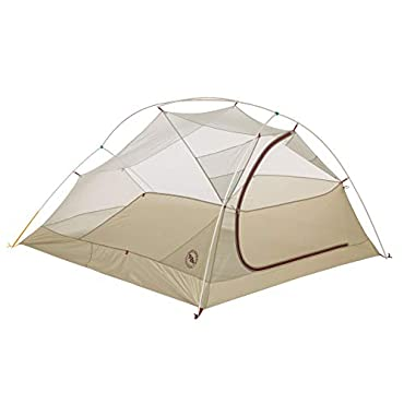 Big Agnes Fly Creek HV UL3 3 Person Tent-Olive (THVFLYG316)