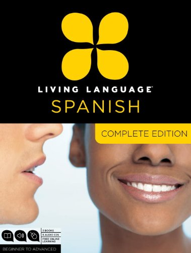 Living Language Spanish Complete coursebooks product image
