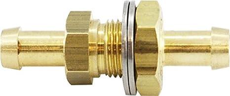 Hose Barb Midland 32-009LF Lead Free Brass Rigid Male Adapter x 1//4 Male NPTF 5//16 Hose I.D Brass 1