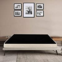 Stylista Waterproof Bedsheet/Mattress Protector Size WxL 48x72 inches 4x6 Feet Single Bed Polyester