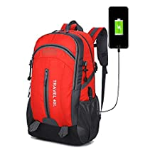 Hiking Backpack for Men 40L