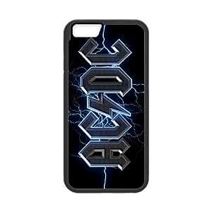 "Custom Hard Back Phone Case YU-TH92339 for iPhone6 4.7"" w/ ACDC by Yu-TiHu(R)"