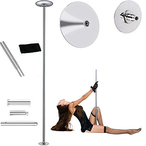 Fitness Exercise Spinning Stripper Portable