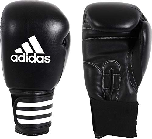 adidas Performer Boxing Gloves - 16 oz. - Black/White
