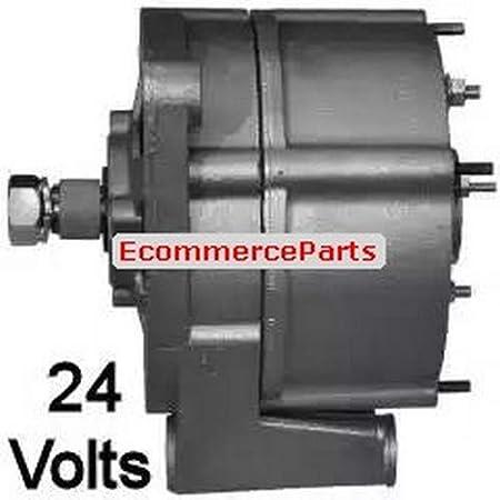 Alternador MAHLE_ISKRA 9145374906143 EcommerceParts Voltaje: 24 V, Alternador-Corriente de carga: 27 A