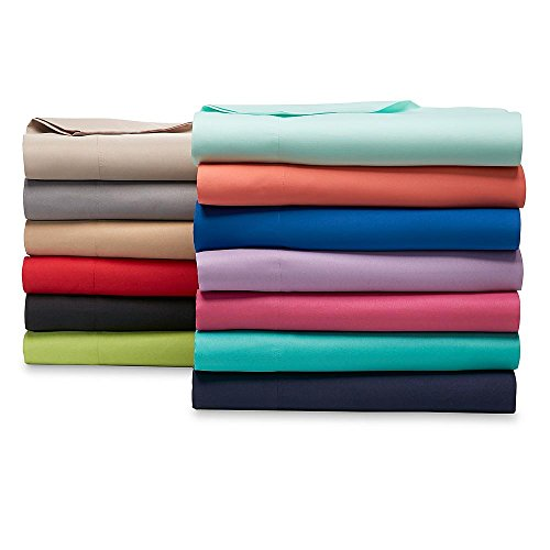CANNON Microfiber Sheet Set (Yucca, Queen) (Sheets Cannon)
