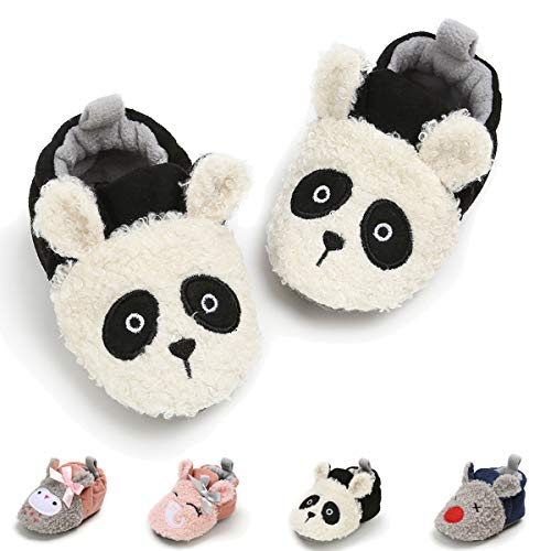 Sakuracan Slippers Booties Anti Slip Cartoon