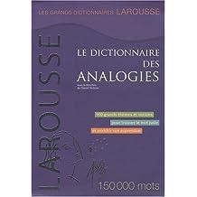 DICTIONNAIRE DES ANALOGIES (LE)