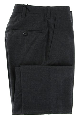cesare-attolini-dark-gray-solid-pants-slim-30-46